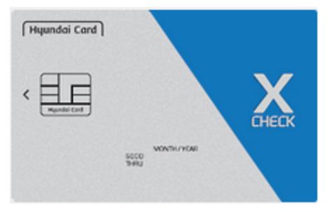 현대카드X