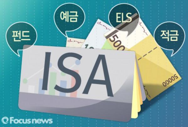 삼성생명 만능통장 (ISA)
